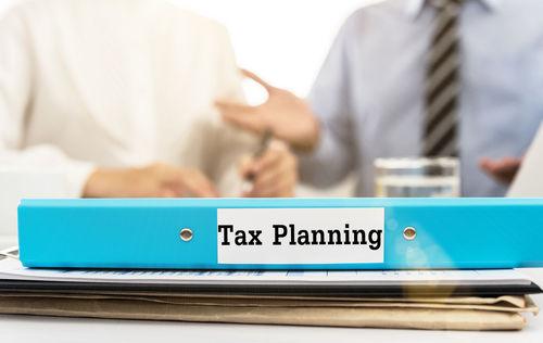 dental tax planning